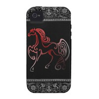 Horse Tails Case For The iPhone 4