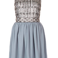 Embellished Prom Dress - Dresses - Clothing - Topshop USA