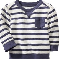 Old Navy Striped Pullovers For Baby