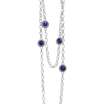 Women's LAGOS 'Maya' Long Station Necklace