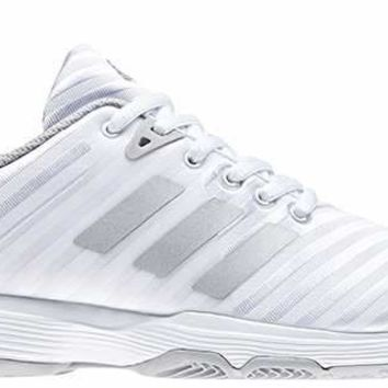 Adidas Barricade Court Women's Tennis Shoes - White