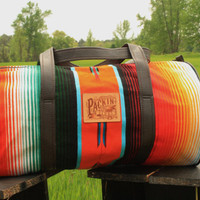 Serape Duffel Bag