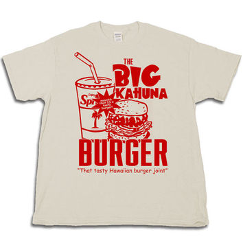 Pulp Fiction 2 Quentin Tarantino Samuel L Jackson Jules Winnfield John Travolta Vincent Vega the Big Kahuna Burger dvd blu ray T Shirt Tee
