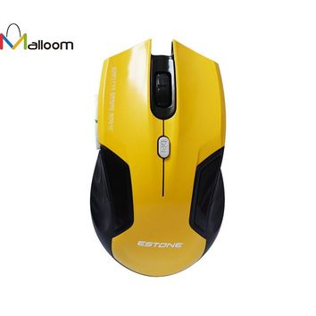 2.4 GHz 1200DPI Wireless Optical Mini PC Laptop Notebook Gaming Mouse