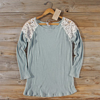 Dusty Sage Lace Thermal