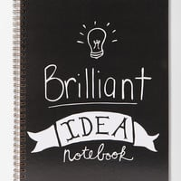 Spiral Notebook - Brilliant Idea