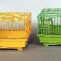 Hamster Cage 14X11X8 4/Case -