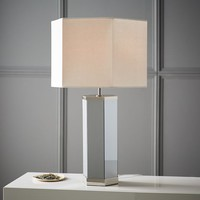 Geo Glass Table Lamp