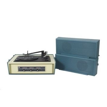 Vintage Arvin Portable Record Player
