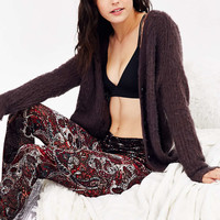 Out From Under Burnout Velvet Legging - Urban Outfitters