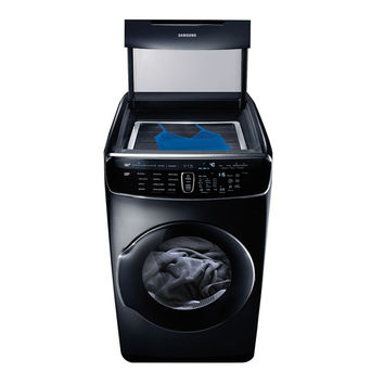 DV9900 7.5 cu. ft. FlexDry™ Electric Dryer Dryers - DVE60M9900V/A3 | Samsung US