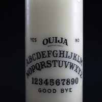 Ouija Pillar Candle