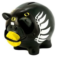 Optimum Fulfillment NCAA University of Oregon Ducks Piggy Bank - Large