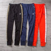 CREYCG8 Puma  Cotton Terry trousers