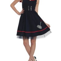 Marvel By Her Universe Thor Sailor Dress