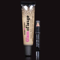 Hard Candy Glamoflauge HEAVY DUTY CONCEALER with pencil (Medium Light shade 488)