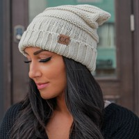 Margot Beanie - Cream