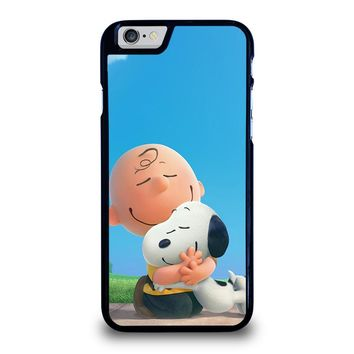 SNOOPY AND CHARLIE BROWN THE PEANUTS iPhone 6 / 6S Case Cover