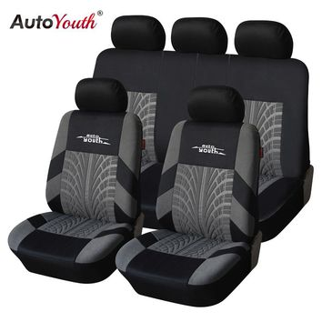 Car Seat Covers Set Universal Fit