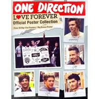 Walmart: One Direction Love Forever Official Poster Collection