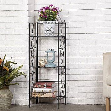 Amagabeli 3 Tier Wire Shelf Shelving Unit