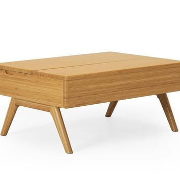 Rhody Lift Top Coffee Table, Caramelized