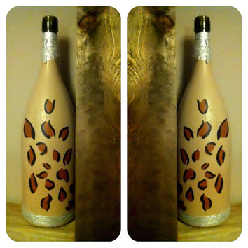 Drink Drank Decorate Co. Animal Print
