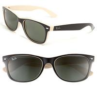Ray-Ban 'New Large Wayfarer' 55mm Sunglasses (Save Now through 12/9) | Nordstrom
