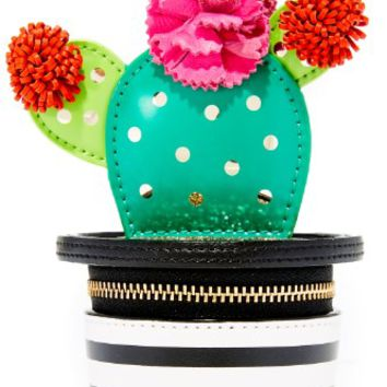 3D Cactus Coin Purse
