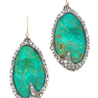Cordova Chrysocolla Earrings