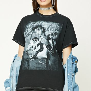 Elvis Graphic Band Tee