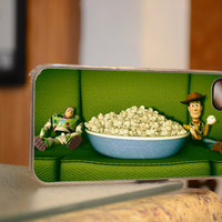 Woody and Buzz iPhone 4/4s and iPhone 5 Case by SwerveIndustries