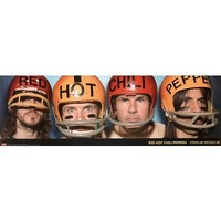 Red Hot Chili Peppers (Stadium Arcadium) Music Poster Print - 12x36 Collections Poster Print, 36x12 Poster Print, 36x12
