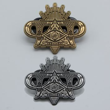 Antique Gold/Silver Pins
