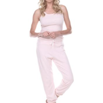 Dena Sweatpants With Elastic Ankle and Back Pockets by PJ Harlow