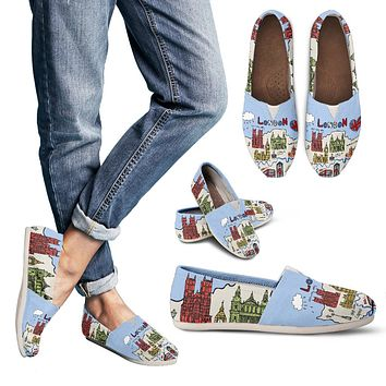 London Casual Shoes