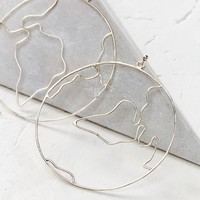 Oxbow Designs All Places Statement Earring | Urban Outfitters