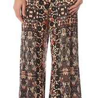Free People Knit Wide Leg Pants | SHOPBOP