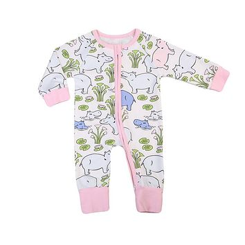 Baby Rompers Long Sleeves Baby Clothing Boys Girls Cotton Clothes Infantils Newborn Costumes Romper Jumpsuits