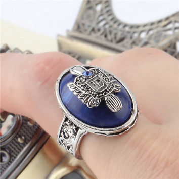 Trendy Zinc Alloy Party Cocktail Ring For Men