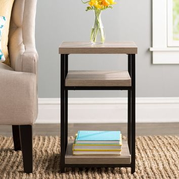 Comet End Table