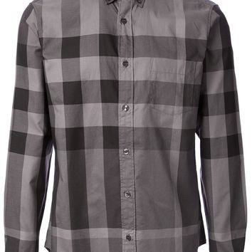 Burberry Brit Patterned Shirt