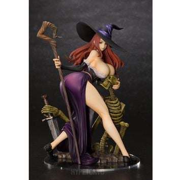 Dragon's Crown ORCHIDSEED 1/7 Scale Figure : Sorceress [PRE-ORDER] - HYPETOKYO