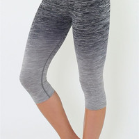 Everlasting Ombre Capri Leggings