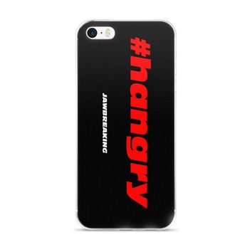 Hangry iPhone 5/5s/Se, 6/6s, 6/6s Plus Case