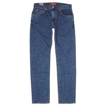Slim Straight Trail Jeans by True Grit