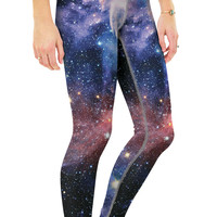 Galaxy Yoga Pants