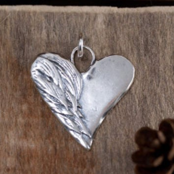 Under His Wing Pendant