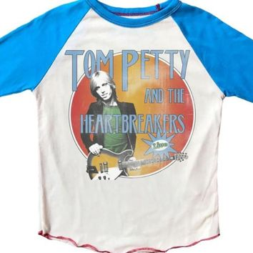 Tom Petty Raglan Tee