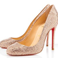 Christian Louboutin Fifi 100mm